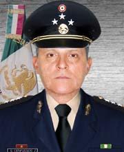 General Salvador Cienfuegos Zepeda. Foto: Sedena