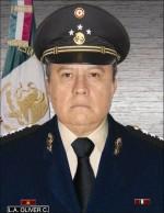 Jefe de Estado Mayor de la Defensa Nacional General de División D.E.M. Luis Arturo Oliver Cen. Foto: Sedena