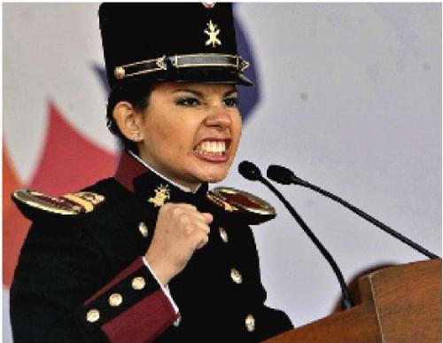 Ingrid Berenice Martínez Munguía. Foto: Especial